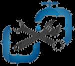 Логотип сайта Услуги Сантехника в Обухове